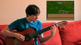 The Video Game Rock Medley, Fredde Gredde
