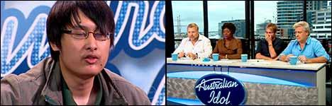 vinh bui, Australien Idol