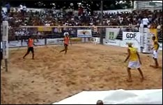 rtl beachvolleyball, volleyball training, brazil