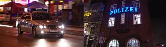 Vom Schutzmann zum Hassobjekt, Polizei Hamburg