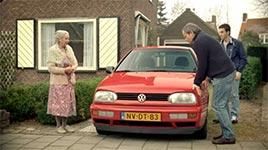 VW-Golf von einer Oma kaufen