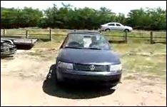 VW Opel Prototyp
