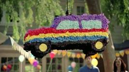 VW Tiguan Piñata