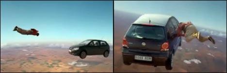 VW Polo - Skydiver