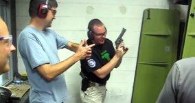 Einweisung Waffe Magnum Fail
