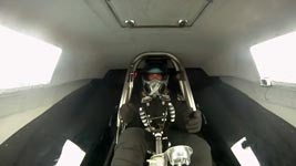 Drag Racing, Funny Car, Lenkrad