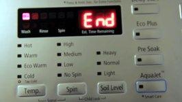 Waschmaschine tanzen