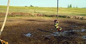 Feuerwehrschlauch Rodeo