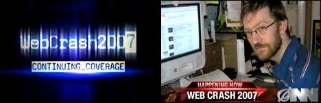 internet, crash, absturz, web 2.0