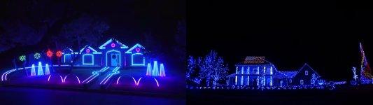 Weihnachtsbeleuchtung 2015