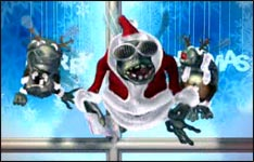weihnachten, singen, fliegen, pfurzen