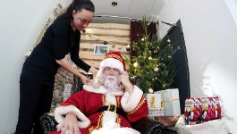 Weihnachtsmann Lidl