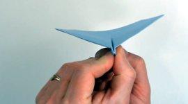 Papierflieger Weltrekord