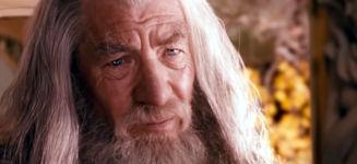 What happened, Gandalf?