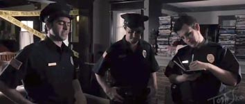 What Happened, Kurzfilm, Polizei
