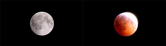 wintersonnenwende, mondfinsternis Winter Solstice Lunar Eclipse