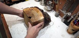 Lautsprecher Box Holz