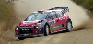 WRC Rally Guanajuato México Kris Meeke
