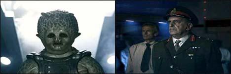 wrigleys, kaugummi, alien, army, außerirdische