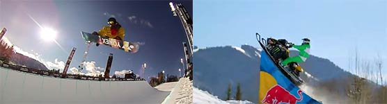 Best of Winter X Games 2012