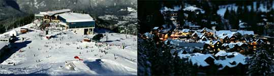 Whistler Blackcomb XXS, tiltshift