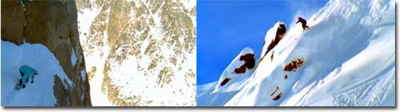 xtreme snow mashup, snowboard