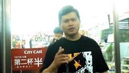 Taiwanese zaubert Katze