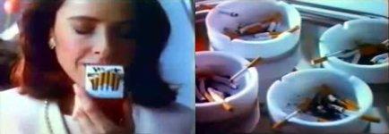 West Zigaretten Werbung
