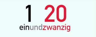 Zwanzigeins Deutschland Zahlen